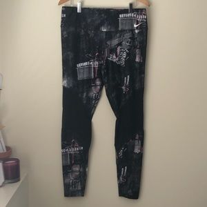 Nike Graffiti Leggings